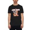 Angry Runs Good Morning Football T-Shirt