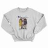 LeBron James Kobe Bryant Michael Jordan Champion Signatures Sweatshirt