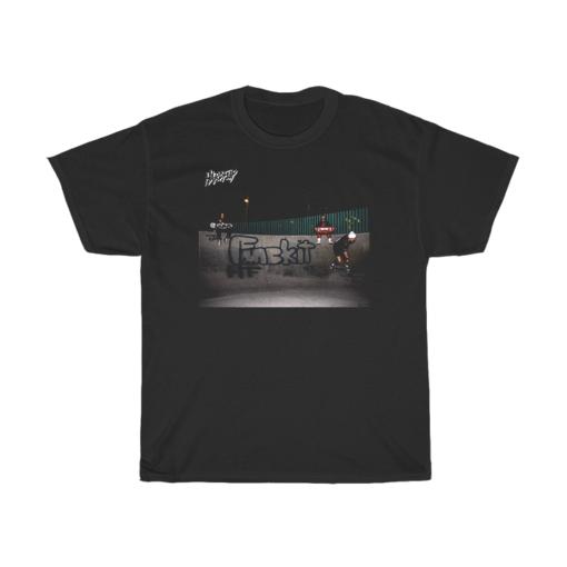 Hard Flip T-Shirt Custom Apparel