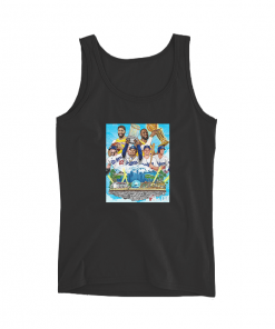 Lakers Dodgers The World Champions Tank Top