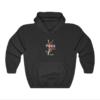 Vintage Yves Saint Laurent YSL Simple Logo Hoodie