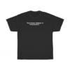 Bad Things Happen In Philadelphia T-Shirt Merchandise Custom Apparel