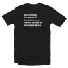 Quiver Before The Power Of The 5000th Most Viewed Channel In The United States T-Shirt