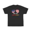 Will You Shut Up Man Glasses T-Shirt
