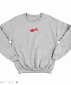 Aesthetic Ateez Kpop Logo Sweatshirt