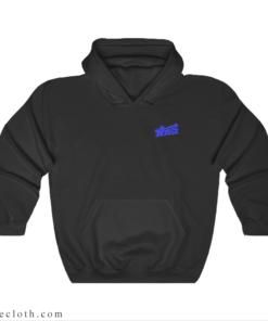 Aesthetic Ateez Logo Hoodie