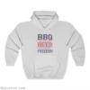 BBQ Beer Freedom Hoodie