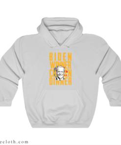 Biden Winner Chicken Dinner Hoodie