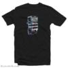 Old School Hip-Hop Cassette Tapes T-Shirt