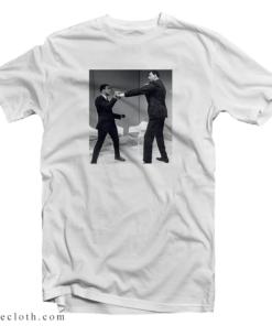 Muhammad Ali And Wilt Chamberlain T-Shirt
