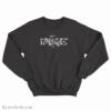 Nike Flower Custom Type Project Sweatshirt