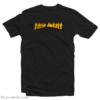 Palm Angels Thrasher Flame T-Shirt