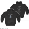 Rubi Rose For The Streets Album Merch Hoodie