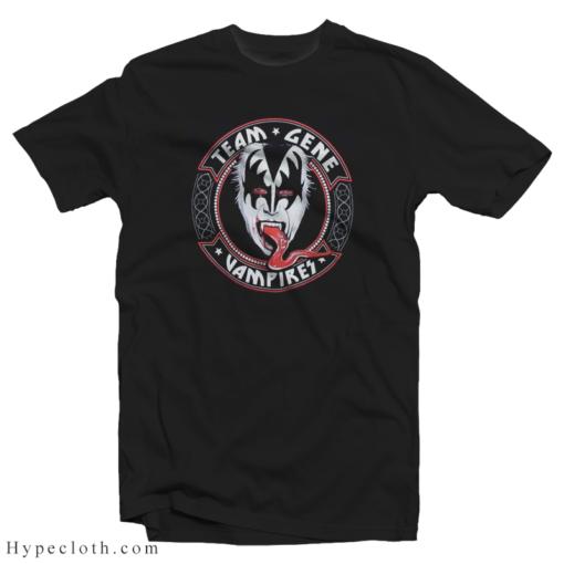 Team Gene Vampires T-Shirt