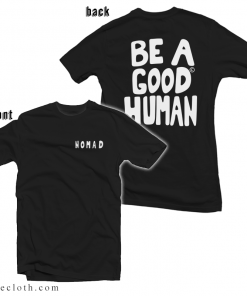 Jimin Be a Good Human T-Shirt