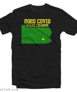 2020 Covid State Champ T-Shirt