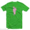 Billie Eilish x Peppa Pig Parody T-Shirt