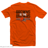 Browns Is The Browns Cleveland Browns T-Shirt