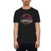 Jurassic Park Chinese Distressed Logo T-Shirt
