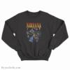 Vintage Nirvana Unplugged In New York Sweatshirt