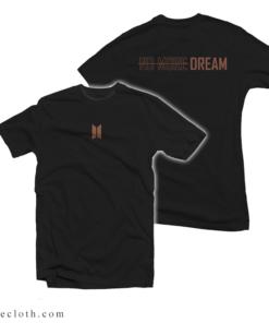 BTS Jimin No More Dream T-Shirt