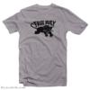 Black Panther Party Free Huey T-Shirt