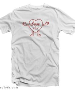 Love Valentine Day T-Shirt