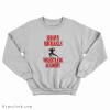 Vintage Shawn Michaels Wrestling Academy Sweatshirt