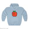 Vintage Carlito Apple Logo Hoodie