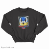 Turn Me On Smile Sonic The Hedgehog Sweatshirt