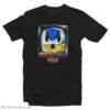 Turn Me On Smile Sonic The Hedgehog T-Shirt