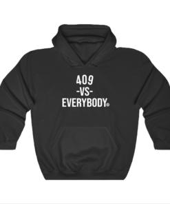 409 Versus Everybody Hoodie
