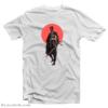 Anime Yasuke Black Samurai T-Shirt