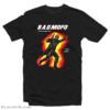 Samuel Jackson Bad Mofo a Real Avenging Hero T-Shirt
