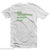 Stop Mansplaining Baseball To Me T-Shirt