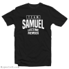 Team Samuel L Jackson Lifetime Member T-Shirt