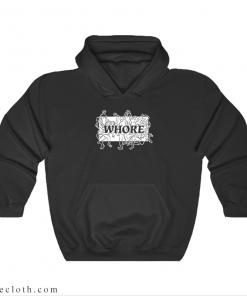 Adult Graphic Orgy Whore Hoodie