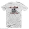 Dog Bless America Hey Saddam T-Shirt