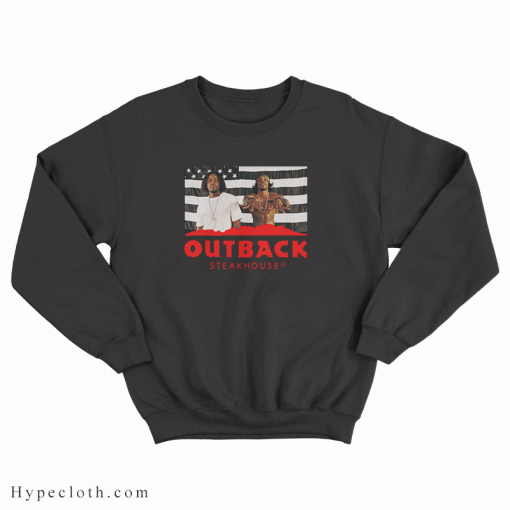 Outcast Outback Steakhouse Sweatshirt