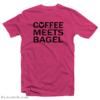 Shark Tank Coffee Meets Bagel T-Shirt
