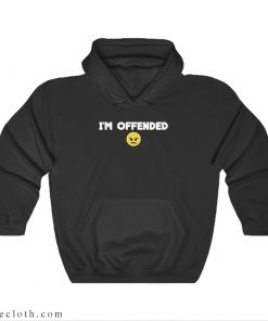 Aaron Rodgers I'm Offended Hoodie