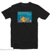 Alexander And The Terrible Horrible No Good Very Bad Day T-Shirt