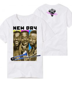 Kofnan the Barbarian Kofi Kingston The New Day T-Shirt