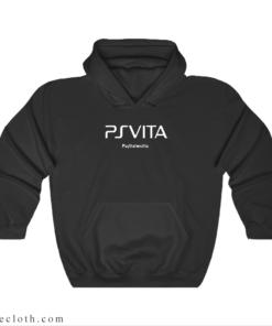Long Live PS Vita Logo Hoodie