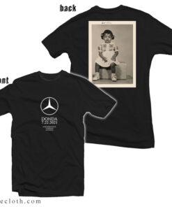 Mercedes Benz Stadium Atlanta Kanye West Donda T-Shirt