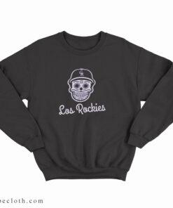 The Colorado Rockies Los Rockies Sweatshirt
